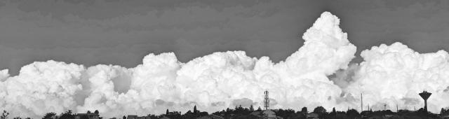 Drentelende wolke